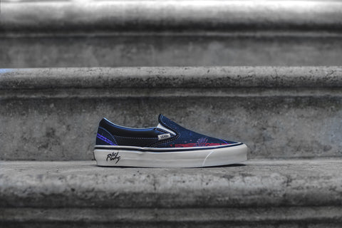 Vans Vault x  Robert Williams Slip-On 98 Reissue LX - Jalapena