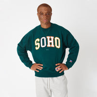 Kith x Russell Athletic x Vogue Crewneck - SoHo Thumbnail 1