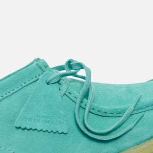 Clarks Wallabee Boot - Spearmint Suede