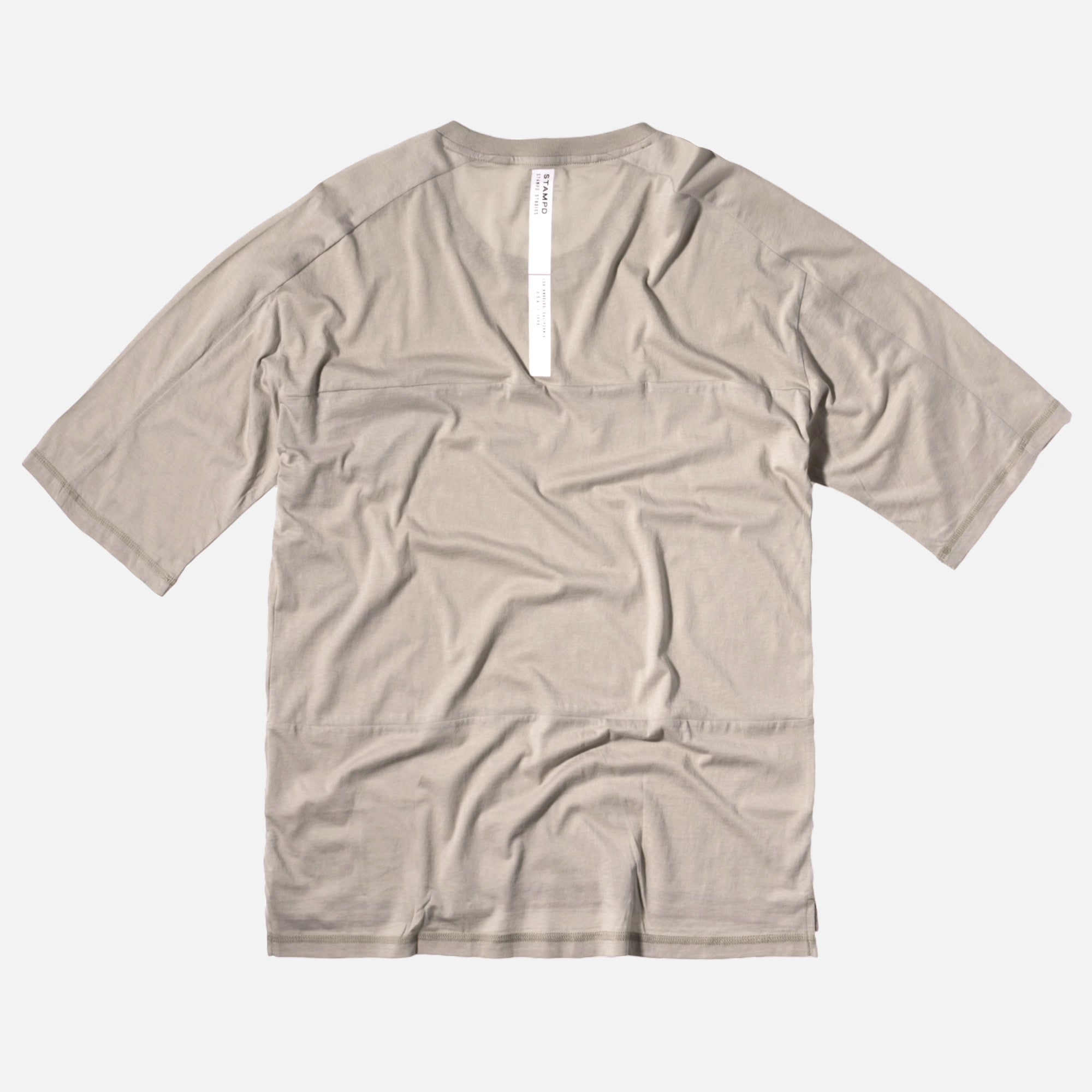 Stampd Cultivation Tee - Taupe