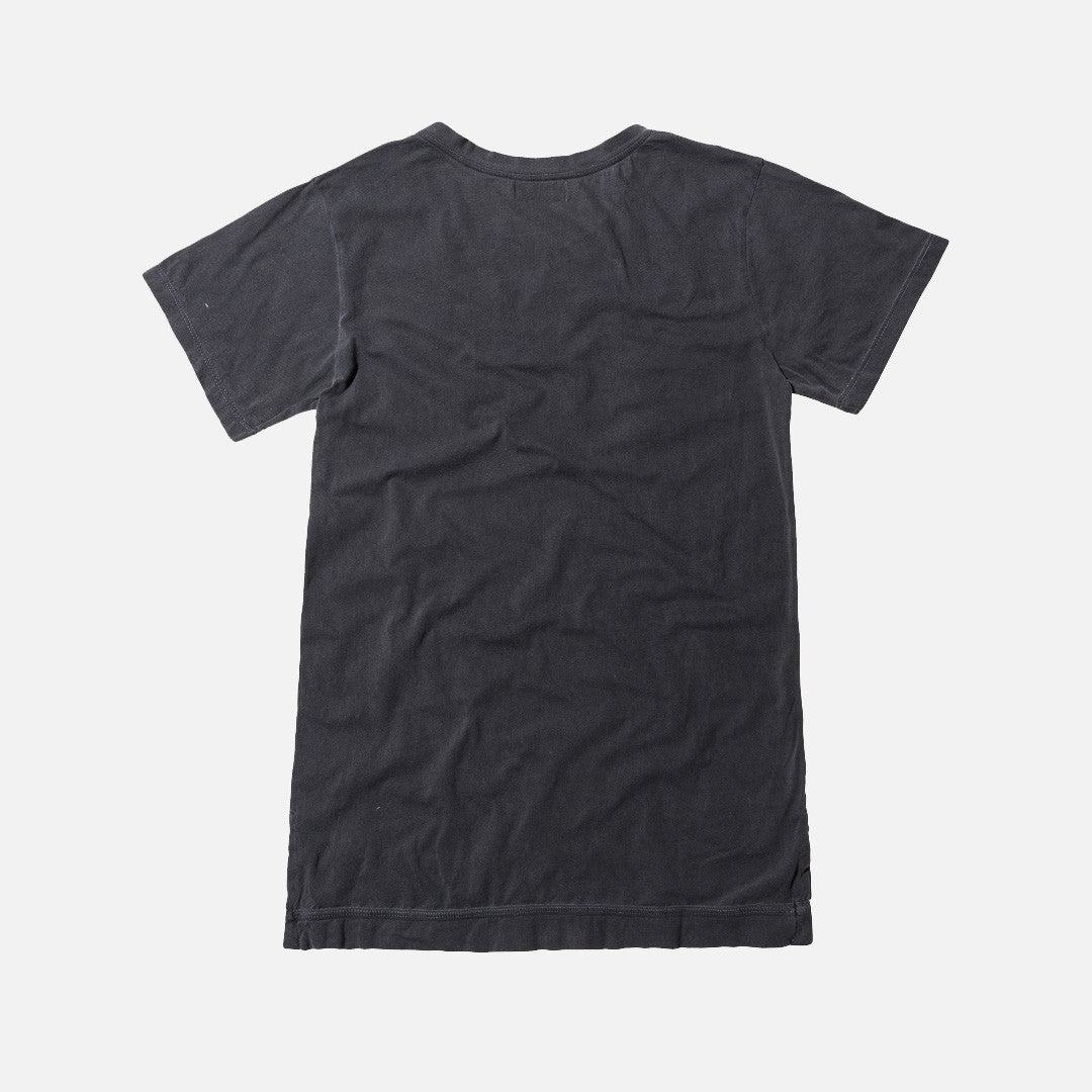 John Elliott Mercer Tee - Washed Black