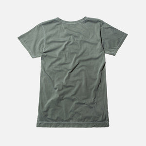 John Elliott Mercer Tee - Washed Olive