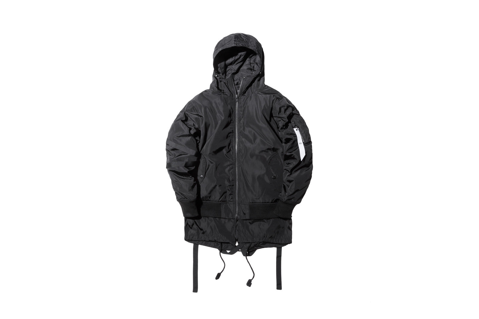 Stampd Double Layer Bomber - Black