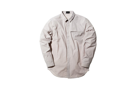 Stampd Storm Dress Shirt - Grey
