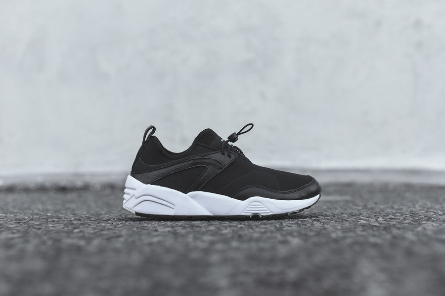 Puma x Stampd Blaze Of Glory - Black / White