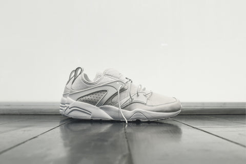 Puma x Stampd Blaze of Glory - Off-White