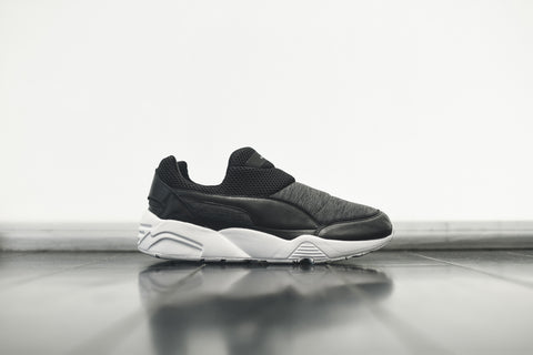 Puma x Stampd Trinomic Sock - Black / White