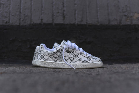 Puma x SWASH States Low - Glacier Gray / White