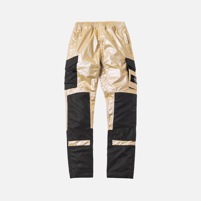 Stone Island Iridescent Coating Pant - Golden Pink