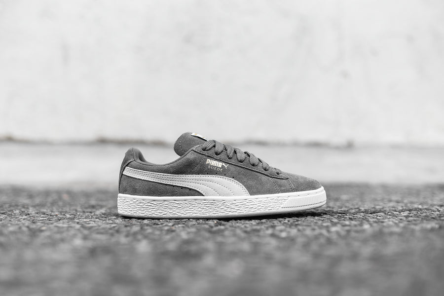 Puma WMNS Suede Low - Grey