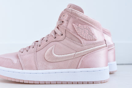 Nike WMNS Air Jordan 1 Retro High SOH - Sunset Tint / White