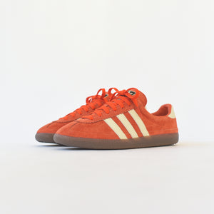 adidas Consortium Whalley SPZL - Collegiate Orange / Off White