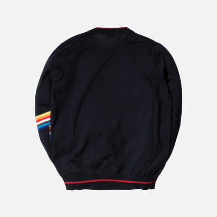 Iceberg Superman Sweater - Black / Multi