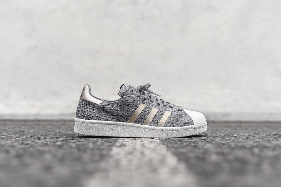 adidas Originals Superstar PK - Grey / White