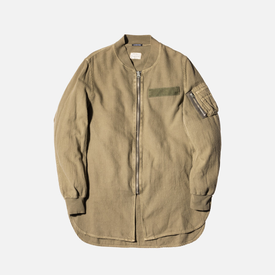 R13 Surplus Flight Jacket - Olive