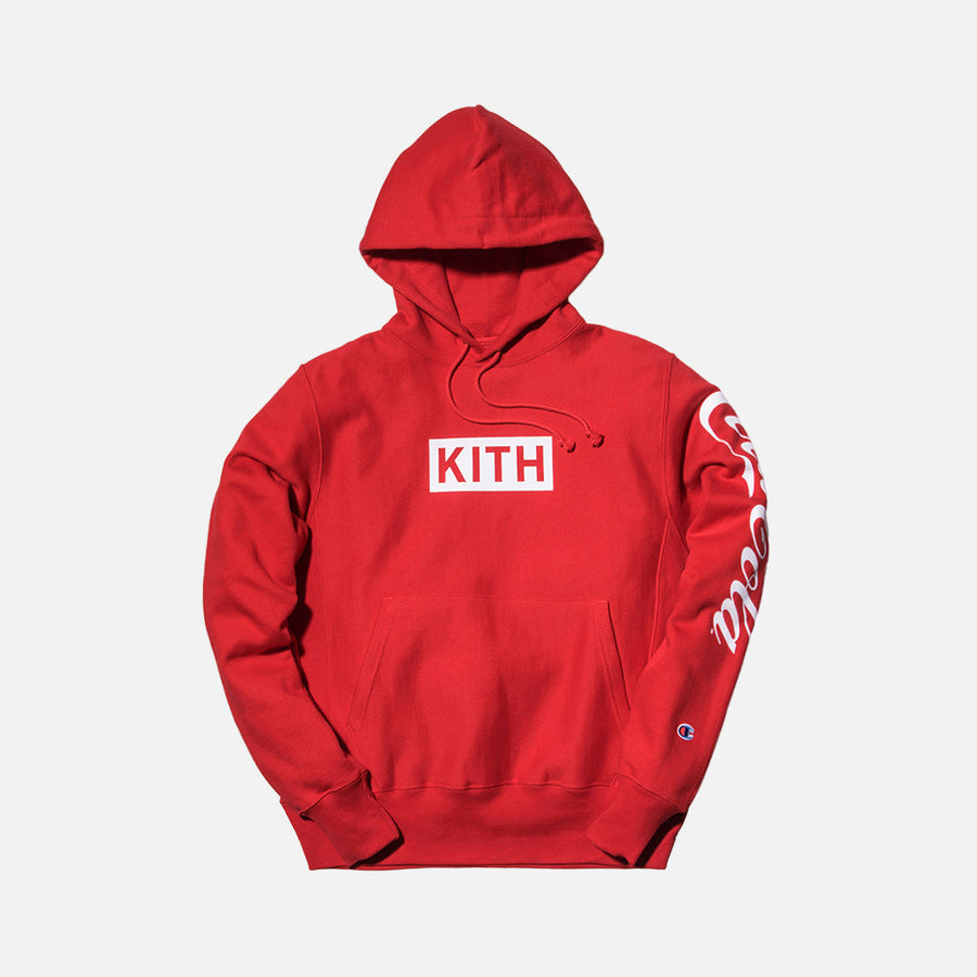 Kith x Coca-Cola Across The Globe Hoodie