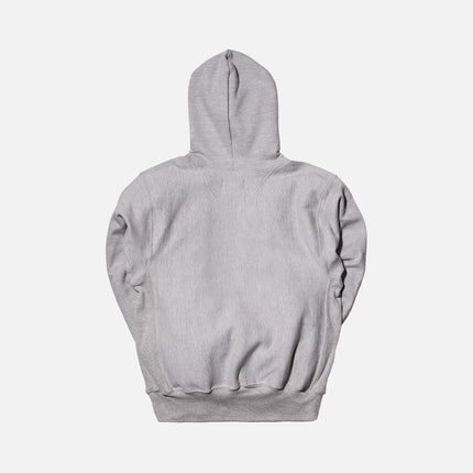 Kith x Coca-Cola International Hoodie - Grey