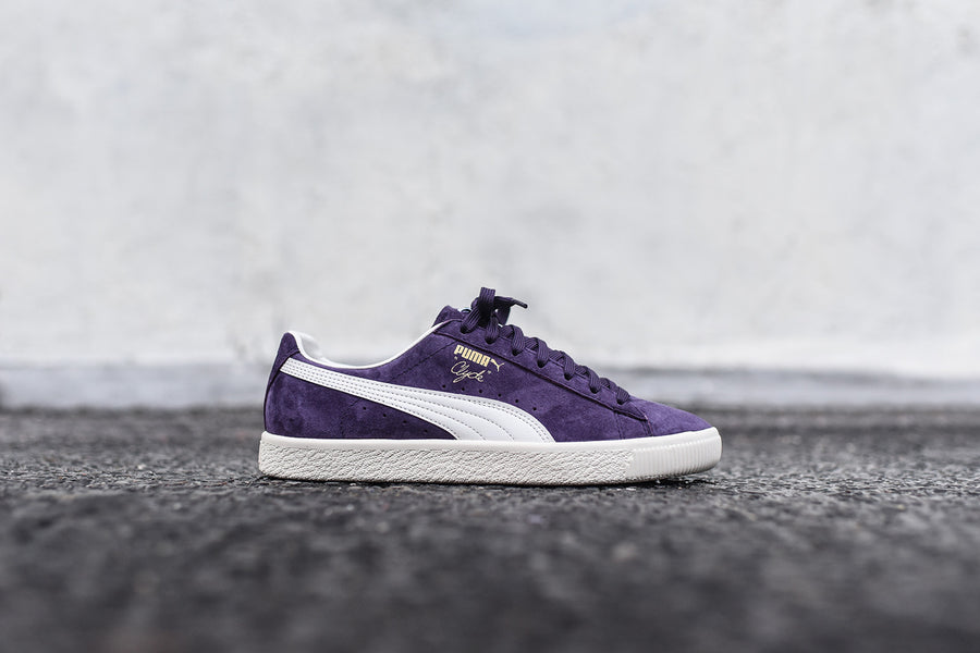 Puma Clyde Select Premium - Sweet Grape