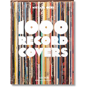 TASCHEN 1000 Record Covers