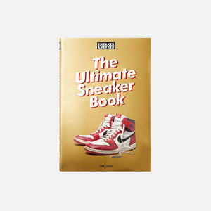 Taschen Sneaker Freaker The Ultimate Sneaker Book