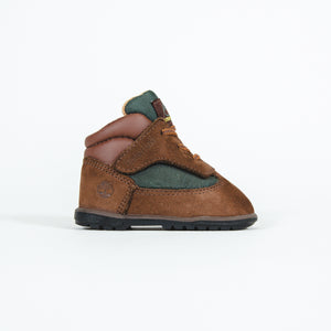 Timberland Field Crib Bootie - Brown