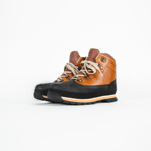 Timberland Youth Euro Hiker Shell Toe - Rust / Copper