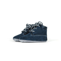 Timberland Crib Bootie with Hat - Navy Thumbnail 1