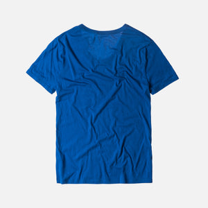 T by Alexander Classic Low Neck Tee - True Blue