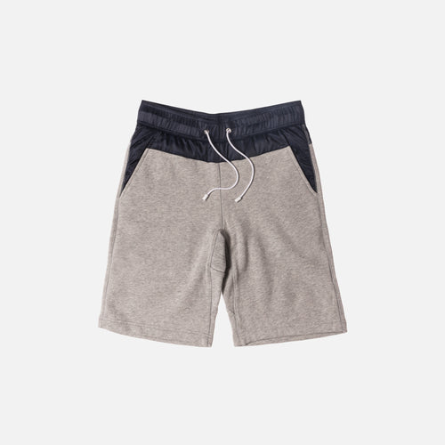 Tim Coppens Core Short - Heather Grey