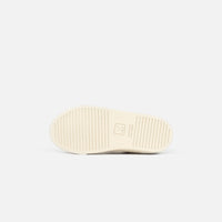 Veja Pre-School V-12 Leather - Extra White / Multicolor / Indigo Thumbnail 1