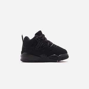 ayuda Hospitalidad Escrutinio  Nike Toddler Air Jordan 4 Retro - Black Cat – Kith