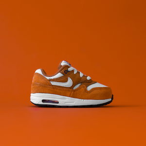 huge selection of a3a70 25ab3 Nike Toddler Air Max 1 Premium Retro - Dark Curry   True White