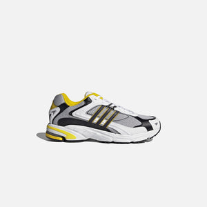 adidas Response CL - White / Core Black / Yellow