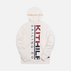 Kith x Tommy Hilfiger Sailing Hoodie - White