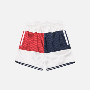 b24496a8ce07 Kith x Tommy Hilfiger Satin Boxing Short - White
