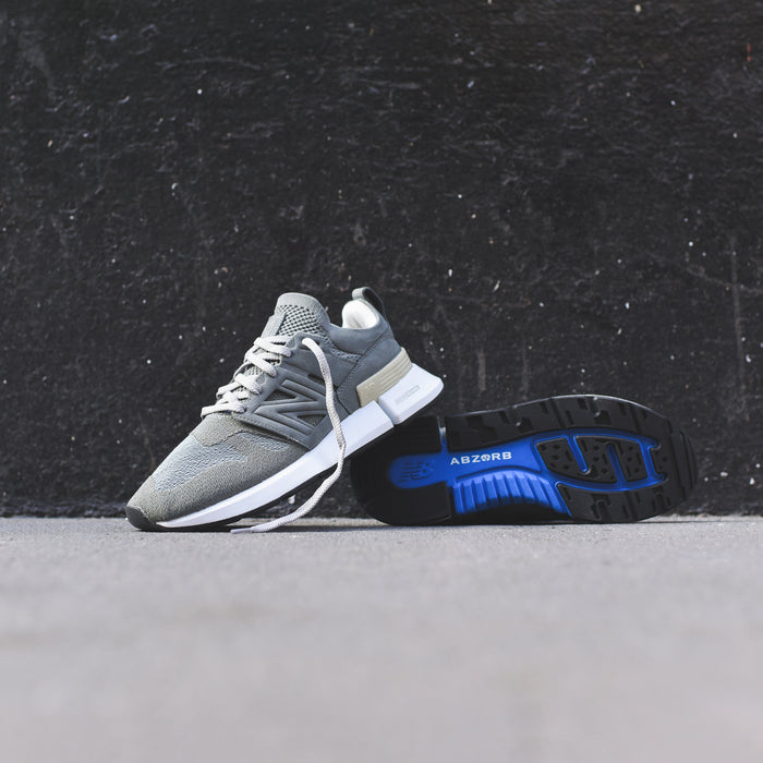 New Balance TDS Reveal Concept 1 - Grey
