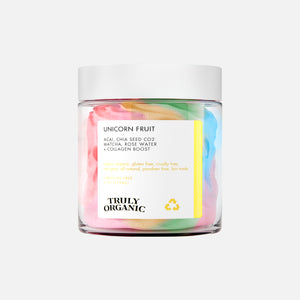 Truly Organic Unicorn Fruit Whipped Body Butter