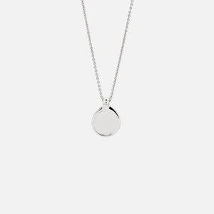 Tom Wood Tommy Pendant - Silver