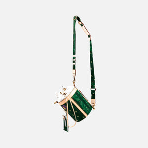 The World Is Yours Apollo Shoulder Bag - Green