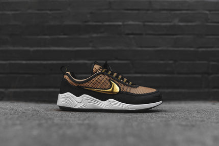 Nike Air Zoom Spiridon - Black / Gold