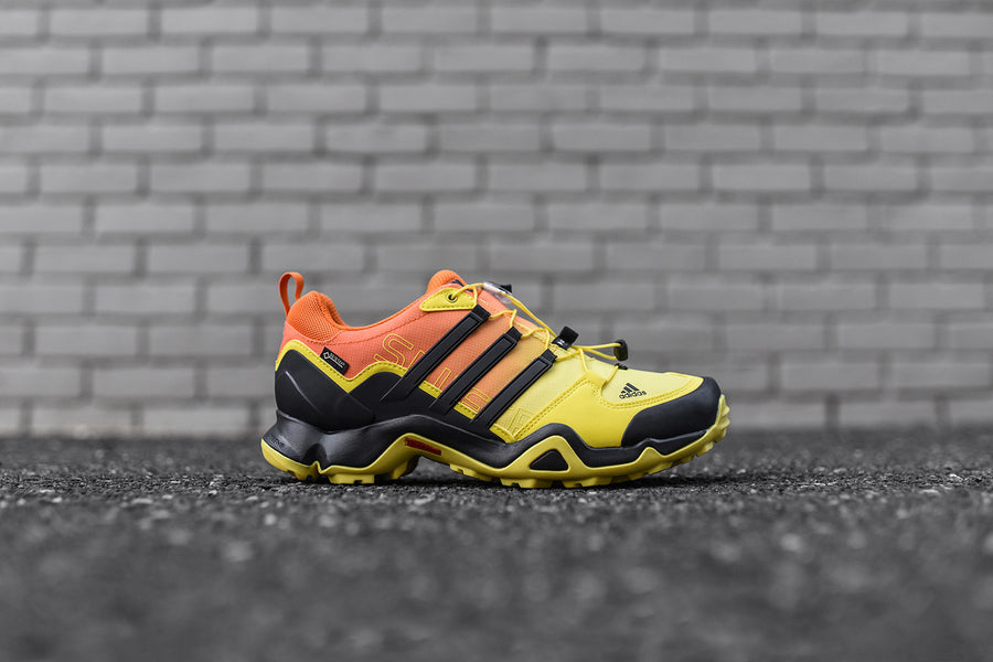 adidas Outdoor Terrex Swift R GTX - Bright Yellow / Black / Orange