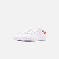 adidas Originals Stan Smith - White / Lush Red Thumbnail 2