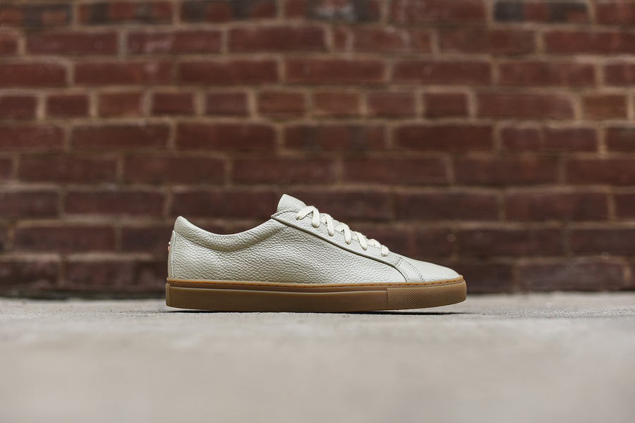 TCG Kennedy Low - Off White / Gum