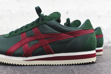 Onitsuka Tiger Tiger Corsair - Hunter Green / Biking Red
