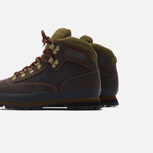 Timberland Euro Hiker Cordura - Brown / Forest