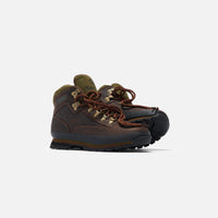 Timberland Euro Hiker Cordura - Brown / Forest Thumbnail 2
