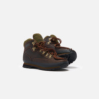 Timberland Euro Hiker Cordura - Brown / Forest Thumbnail 3