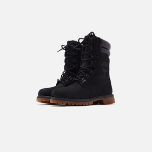 Timberland Shearling SuperBoot - Black