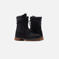 Timberland Shearling SuperBoot - Black Thumbnail 1