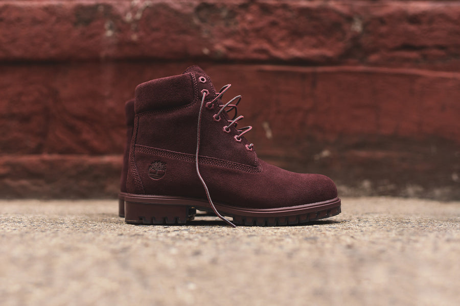 "Timberland 6"" Construct PRM - Autumn Leaf / Dark Port"